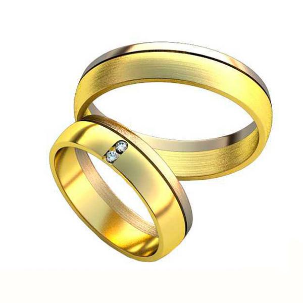 мужское обручальное кольцо с бриллиантами фото